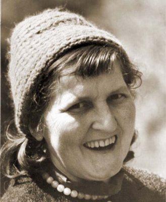 Anneliese Höppner, die Namensgeberin unseres Hauses