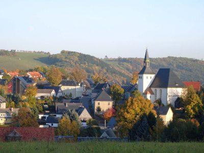 Bärenstein, ein OT von Altenberg
