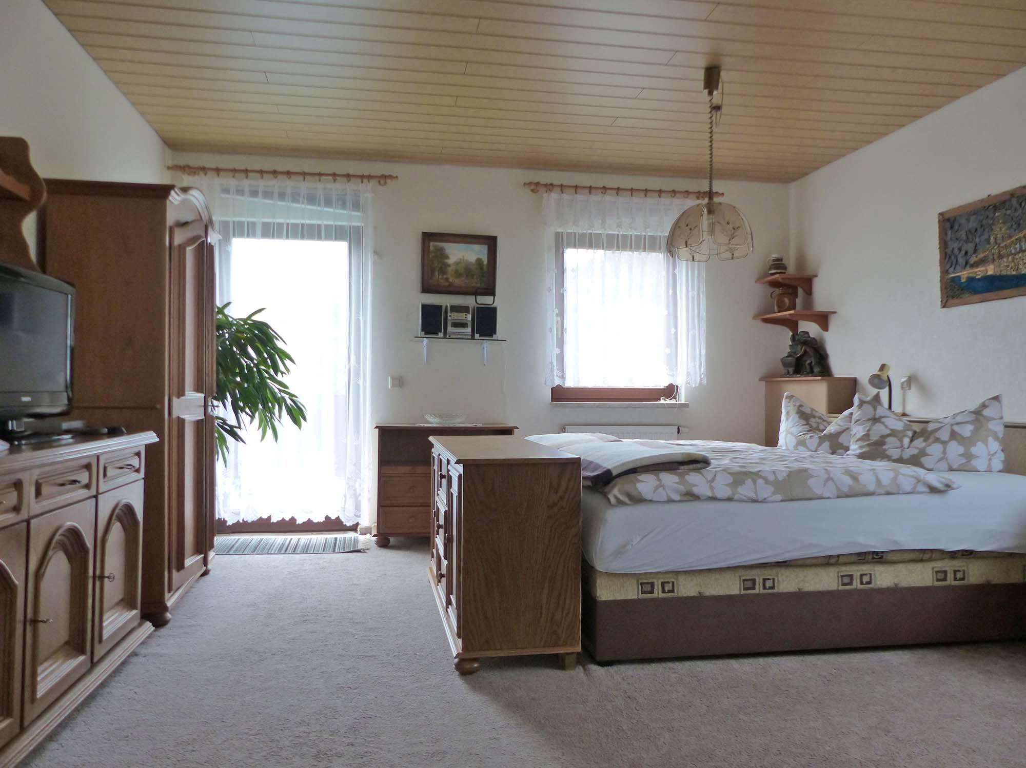 ferienwohnung 5 f r 2 personen haus anneliese in. Black Bedroom Furniture Sets. Home Design Ideas