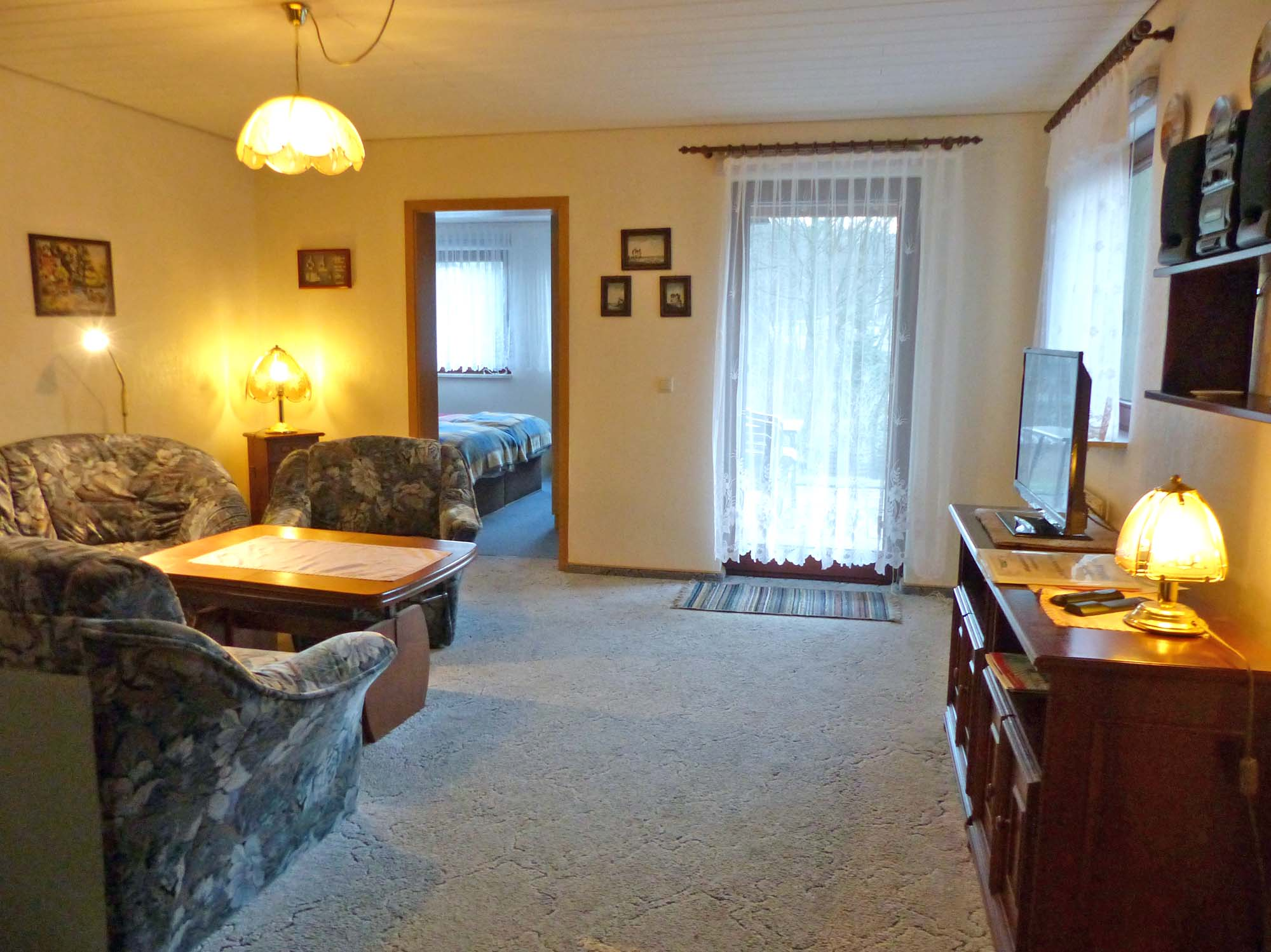 ferienwohnung 3 f r 2 4 personen haus anneliese in osterzgebirge. Black Bedroom Furniture Sets. Home Design Ideas