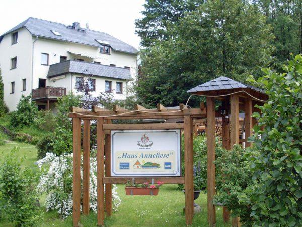 Gästehaus Anneliese im Erzgebirge