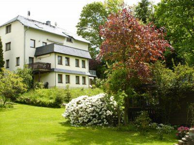 Haus Anneliese im Frühjahr