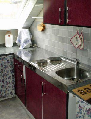 Küche Fewo 7